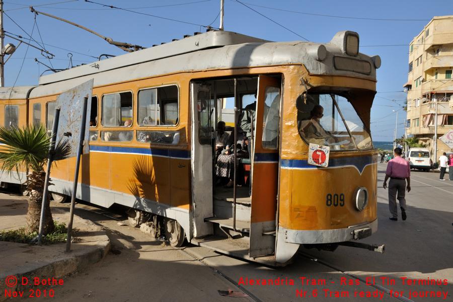 Subarban >> Alexandria Urban Tramway Photo Gallery