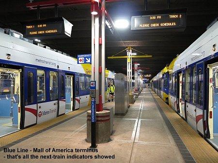 UrbanRail Net > USA > Minneapolis/St  Paul Light Rail