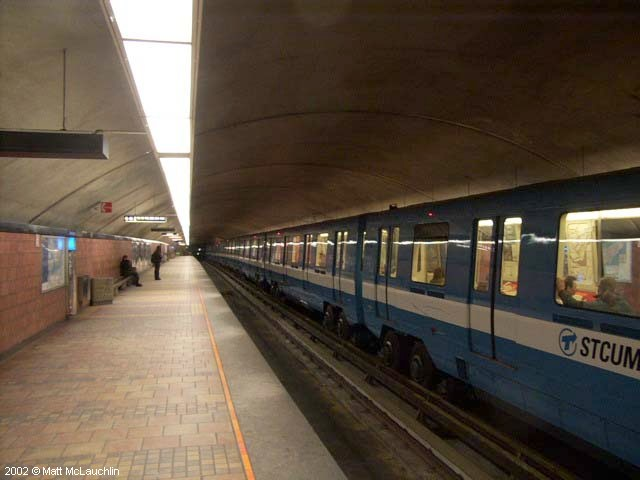UrbanRail Net > North America > Canada > Montreal Metro