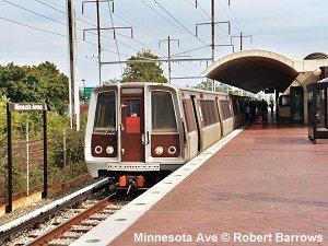 Washington Metro Subway Map.Urbanrail Net North America Usa Washington D C Metrorail