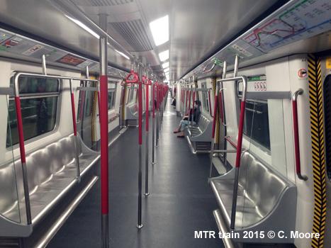 UrbanRail Net > Asia > HONG KONG Mass Transit Railway