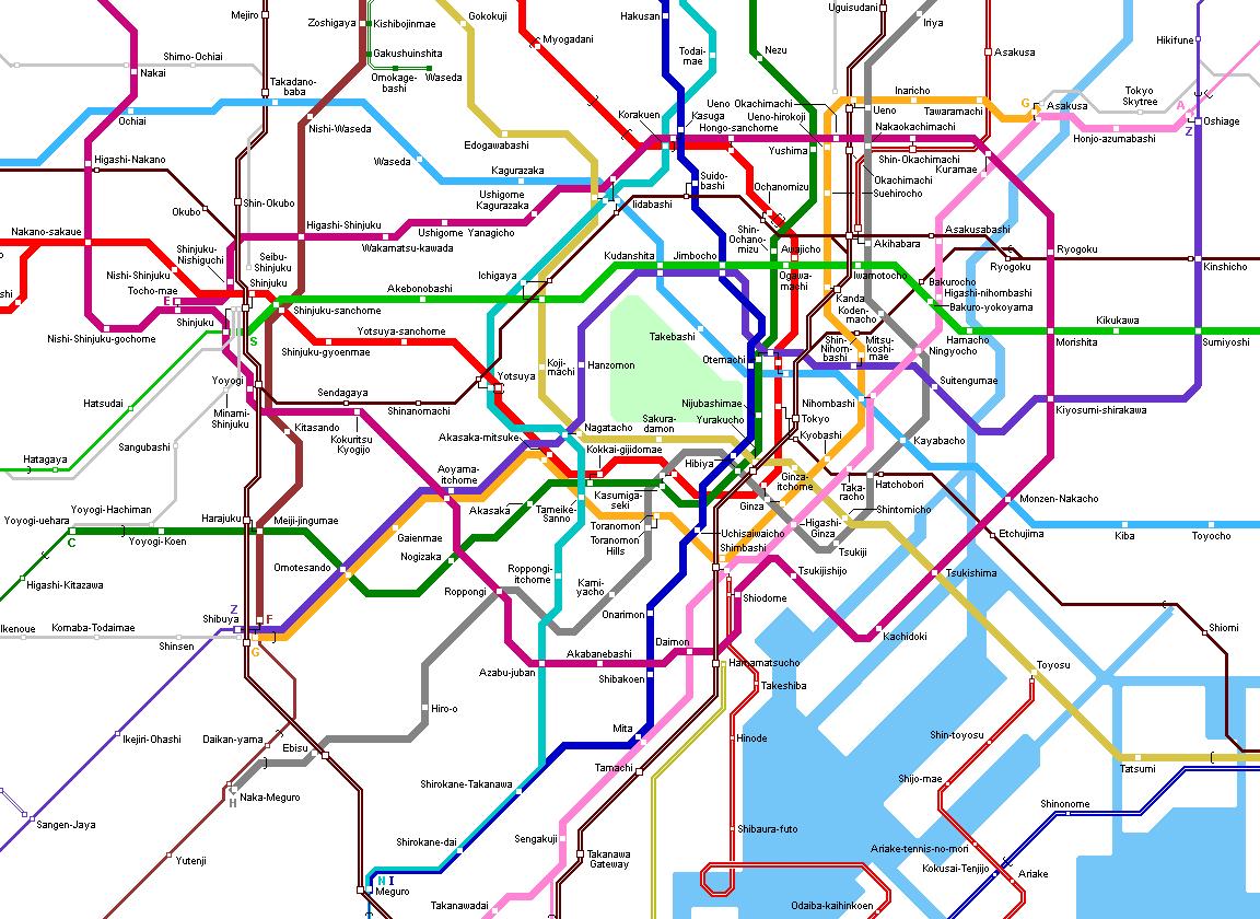 "Tokyo Subway Map UrbanRail.> Asia > Japan > TOKYO Subway (Tokyo Metro Eidan and  Tokyo Subway Map"" title=""Tokyo Subway Map UrbanRail.> Asia > Japan > TOKYO Subway (Tokyo Metro Eidan and  Tokyo Subway Map"" width=""200″ height=""200″> <img src="
