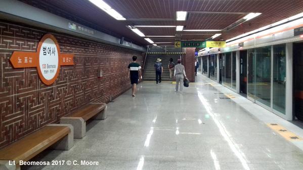 Busan Subway Map 2017.Urbanrail Net Asia South Korea Busan Pusan Metro