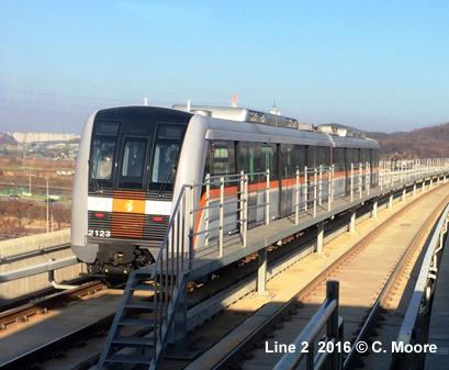 incheon subway l1 extension