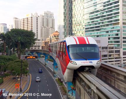 UrbanRail.Net > Asia > Malaysia > Kuala Lumpur Metro