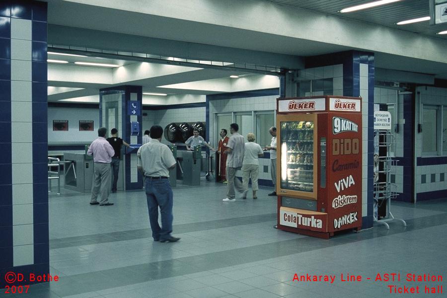 Subarban >> UrbanRail.Net > Asia > Turkey > Ankara Metro