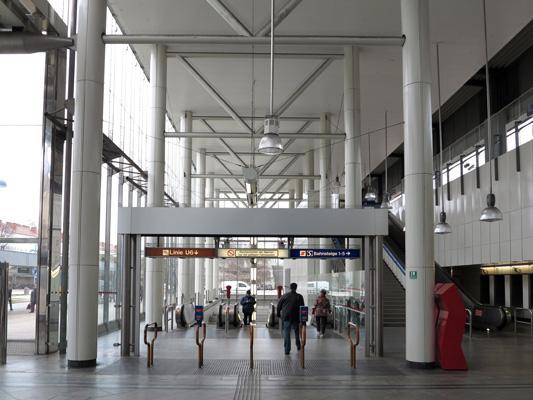 UrbanRail.Net > Europe > Austria > WIEN (Vienna) U-Bahn > U6