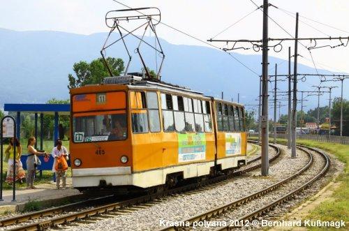 Urbanrail Net Gt Europe Gt Bulgaria Gt Sofia Tram