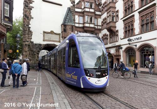 urbanrail net europe germany baden w rttemberg freiburg tram stra enbahn. Black Bedroom Furniture Sets. Home Design Ideas