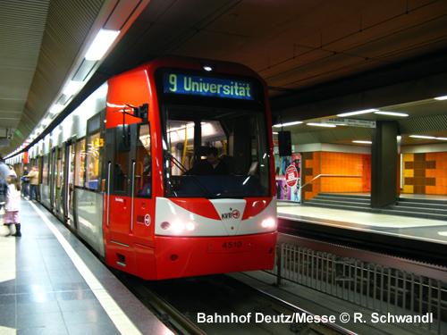 UrbanRail Net > Europe > Germany > KÖLN (Cologne