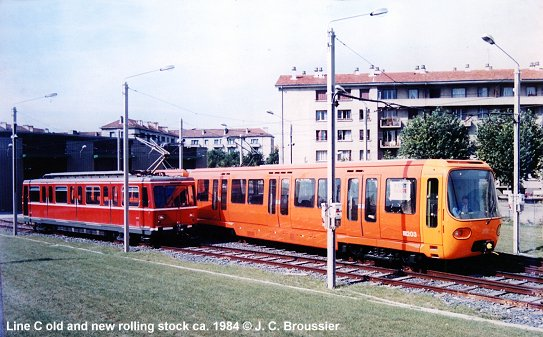 Urbanrail Net  U0026gt  France  U0026gt  Lyon Metro C