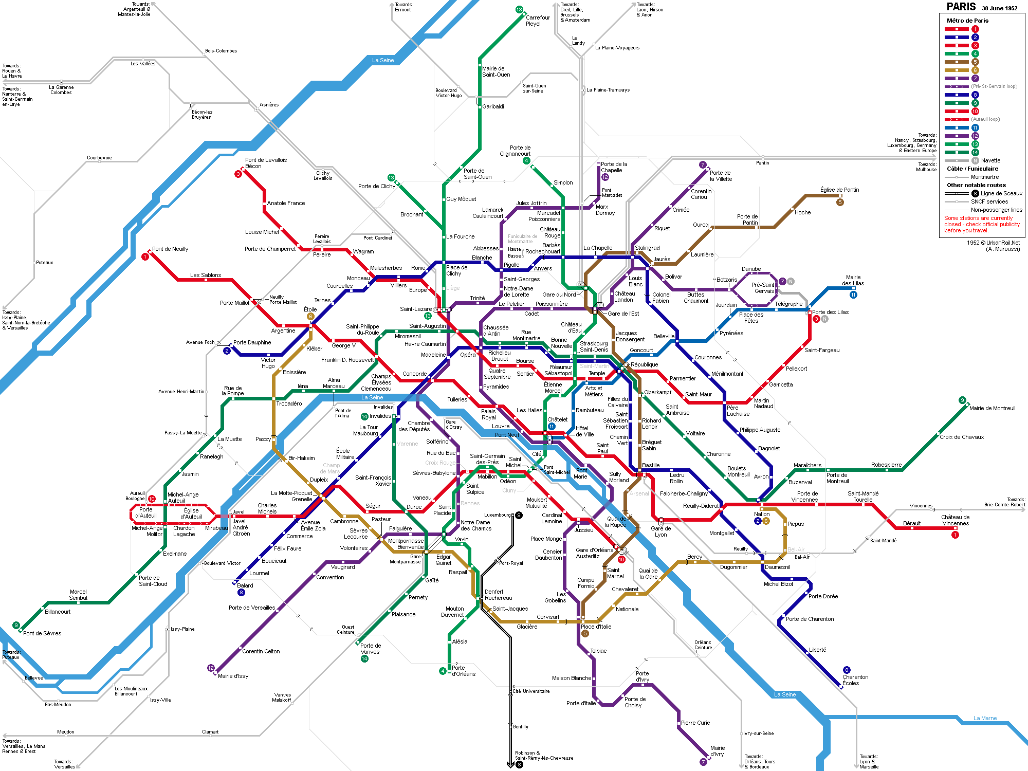 Mapa Do Metro De Paris.Urbanrail Net Europe France Metro De Paris Paris Subway