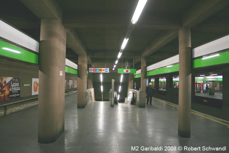 UrbanRail.Net > Europe > Italy > Metropolitana di MILANO ...