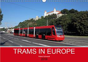 Tram Calendar